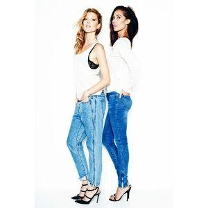 Viktoria + Woods Klim Boyrfriend Jeans Tapered Zip